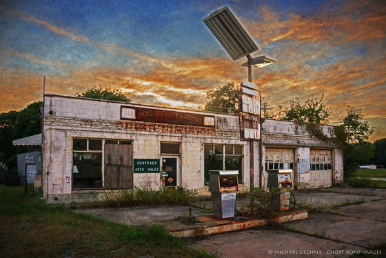 Jack's Grocery and Service, Alamance County, North Carolina