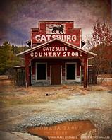 Catsburg Country Store, Durham County, North Carolina