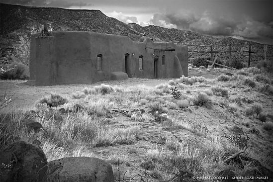 Penitente Morado, Abiquiu, New Mexico