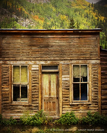 Miner's Apartment, St. Elmo, Colorado