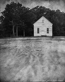 Abandoned Church, Centreville, North Carolina