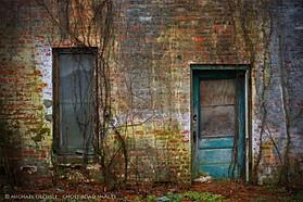 Door and Window, Conway, North Carolina