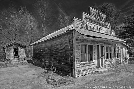 Boomer Service and Grocery, Boomer, North Carolina