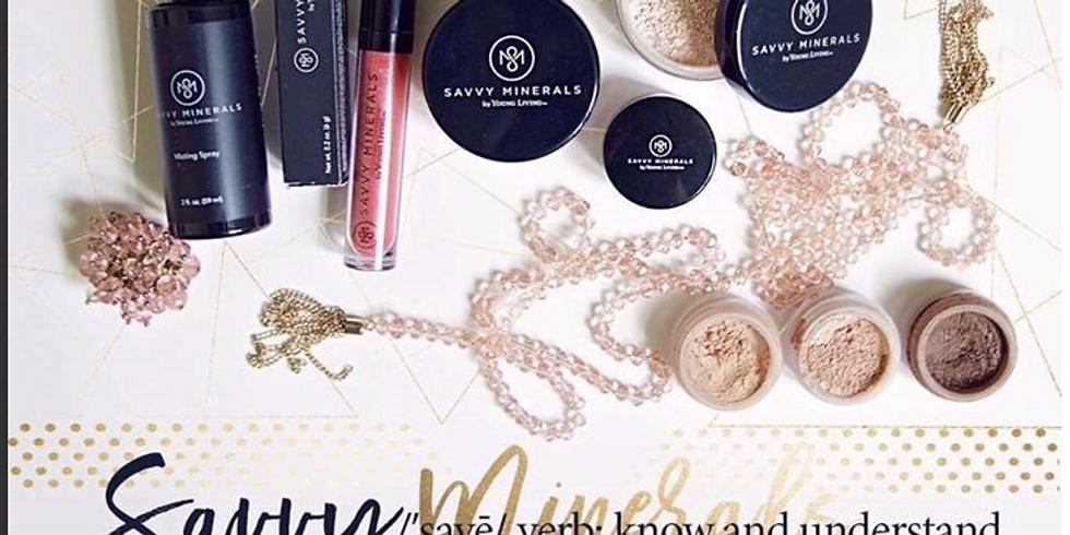Savvy Mineral Makeup & Skin Care Workshop