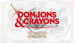 DONJONS & CRAYONS |