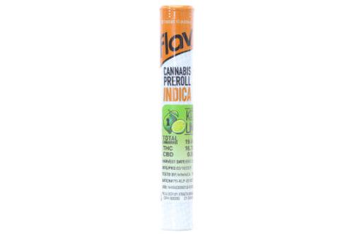 Flav PreRoll Key Lime Pie (15.90% THC) 1g