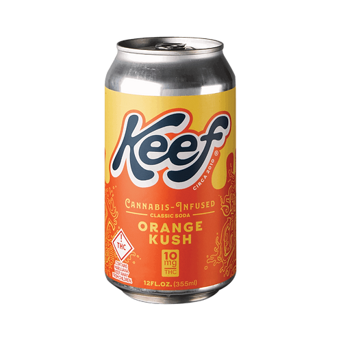 Keef Classic Cola Orange Kush 10mgTHC