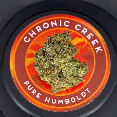 Chronic Creek Sungrown Lava Cake 3.5 g (18.71% THC)