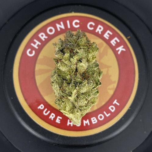Chronic Creek Sungrown Sour Do 3.5g (21.03% THC )