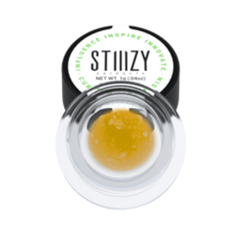 Stiiizy Curated Live Resin Cupcakes 1g (80.21%THC)