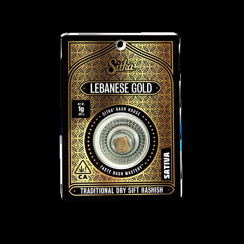Sitka Hashish Lebanese Gold 1g (28.92%THC)
