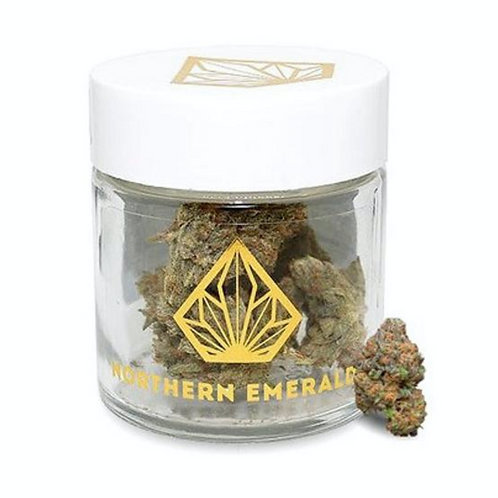 Northern Emeralds Indoor Durban Poison 3.5g (29%THC)