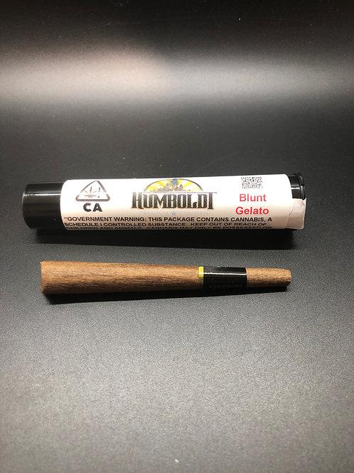 Humboldt Premium Cannabis Blunt Gelato (16.42% THC) .6g