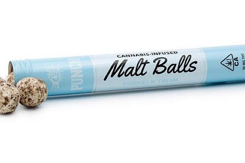 Punch Malt Balls Cookies N' Cream 90mg THC