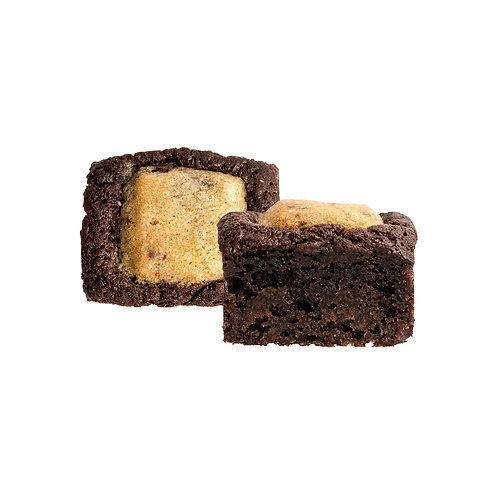 Kaneh Co. DUOS Brownies Best of Both Worlds 100mg THC