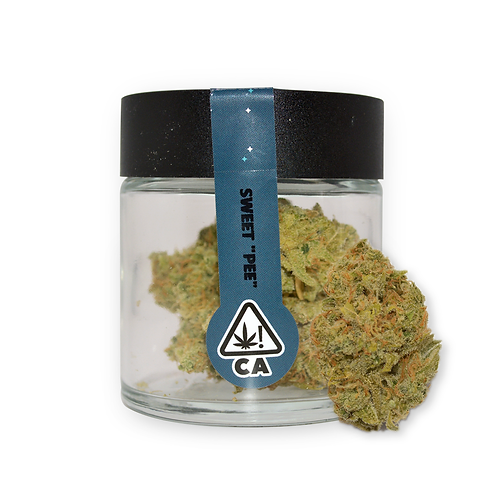 """Fig Farms Indoor Sweet """"Pee"""" 3.5g (25.95% THC)"""