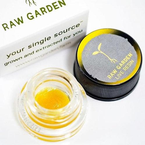 Raw Garden Live Resin Oahu Kush 1g (81.81%THC)