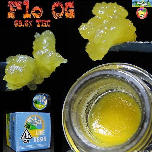 Errl Hill Live Resin Flo-OG 1g (69.67%THC)