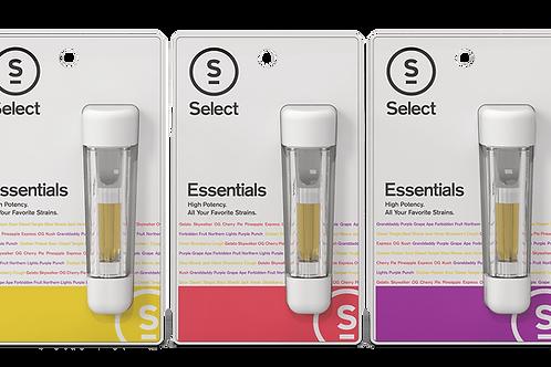 Select Essentials Cartridge Gelato 1g (85.34%THC)