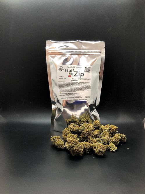 Zip Half Zip 1/2oz Jack Herer 14g (15.32% THC)
