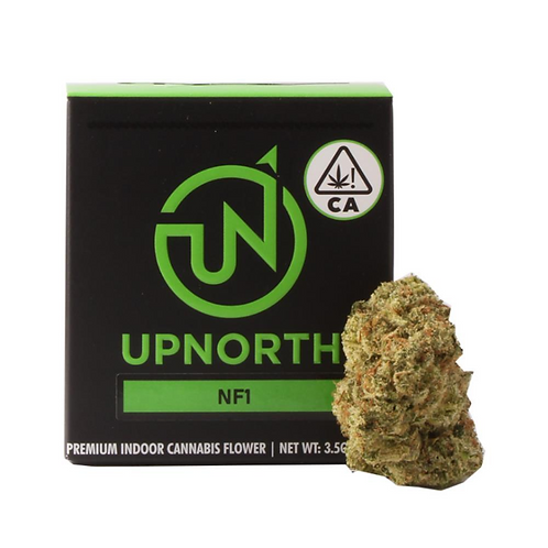Up North Indoor NF1 3.5g (29.95% THC)