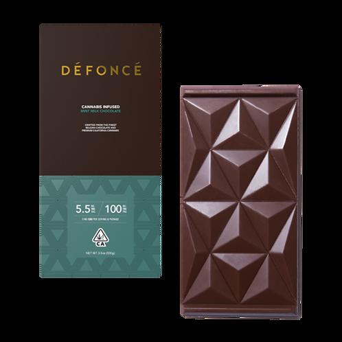 Defonce Mint Chocolate Bar 100mgTHC
