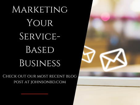 Marketing Your Service-Based Business