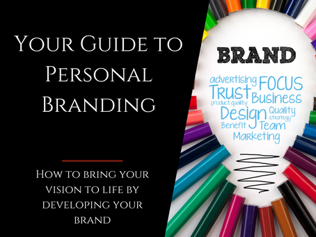 Your Guide to Personal Branding