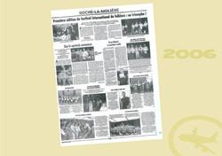 Presse site 2006