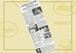 Presse site 2007