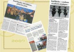 Presse site 2009