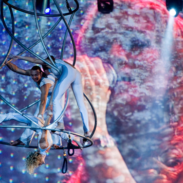 Acrobatic Aerial Object Act