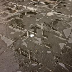 Wet Slate Reflections