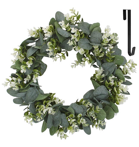Eucalyptus Wine Wreath