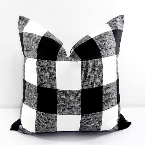Buffalo Plaid Pillow Cover