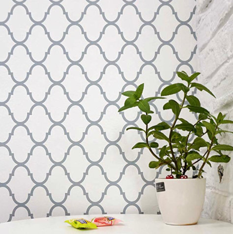 Trellis Peel & Stick Wallpaper
