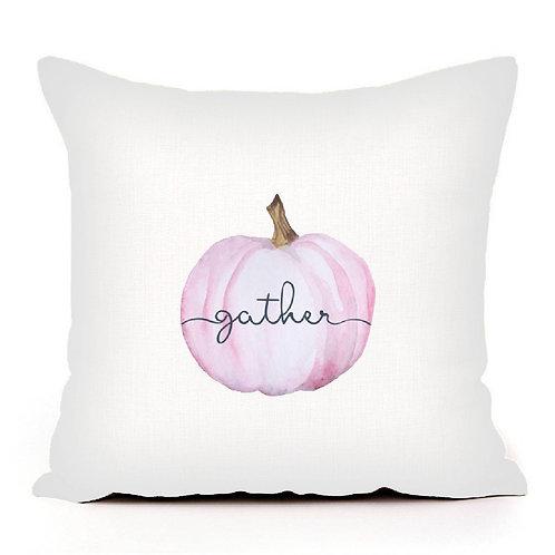 Gather Pumpkin Pillow Cover
