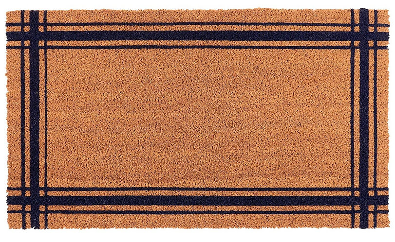 Lyon Stripe Door Mat
