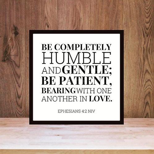 Ephesians 4:2 Printable