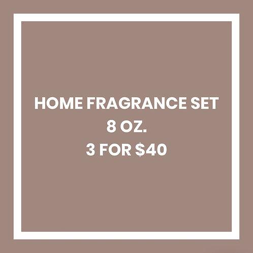 8 oz. Home Fragrance Gift Set