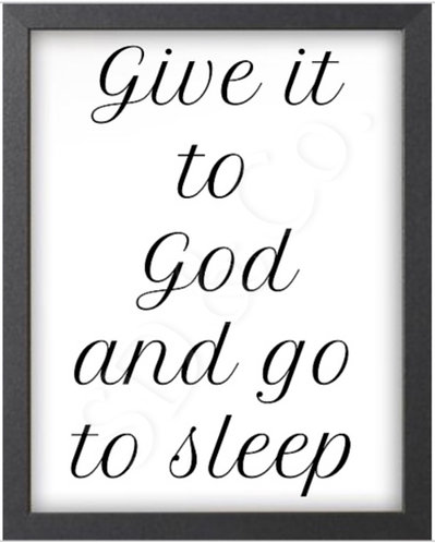 """Give It To God"" Digital Prints"