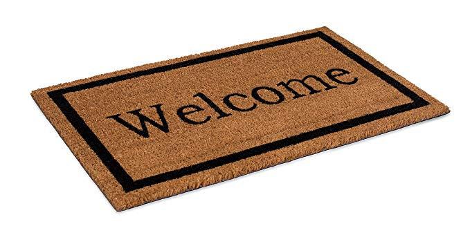 """""""Welcome"""" Doormat"""
