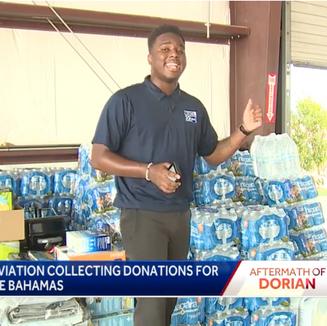 WJCL22 ABC NEWS Hurricane Relief
