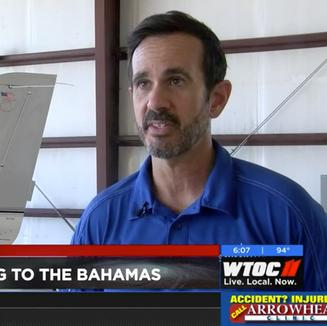 WTOC11 Donations to Bahamas