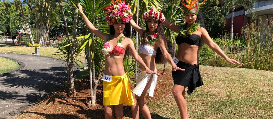 Ori Tahiti nui Solo competithion
