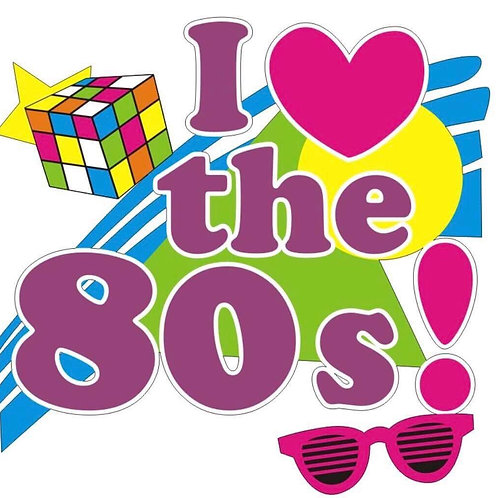 I Love the 80's Bar Crawl - Sept 14th