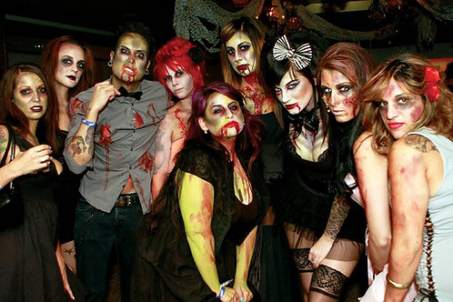 Haunted Prom Crawl On The Bus - Oct 20th -SOLD OUT!