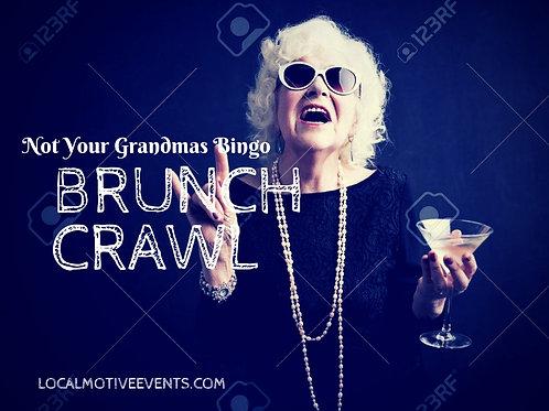 Sunday Funday Brunch Crawl - Feb 10th