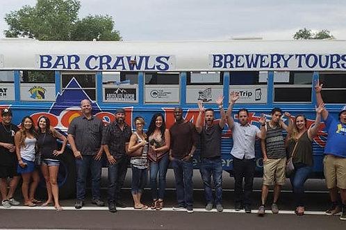 Sept 15th Pub Crawl