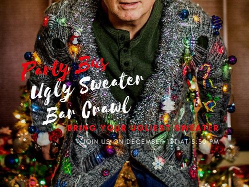 Ugly Sweater Bar Crawl - Dec 21st